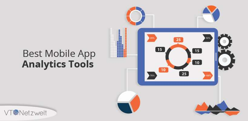 7 best mobile app analytics tools