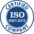 ISO Certified software development company