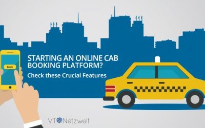 Must have features in online cab booking application