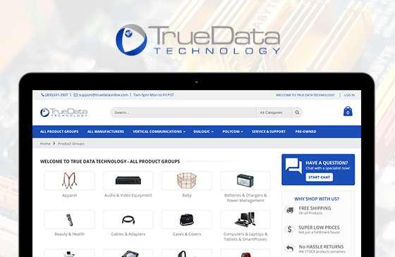 True Data Technology Magento Development