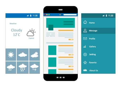 UI UX design services