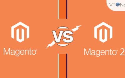 Magento 2 vs Magento 1