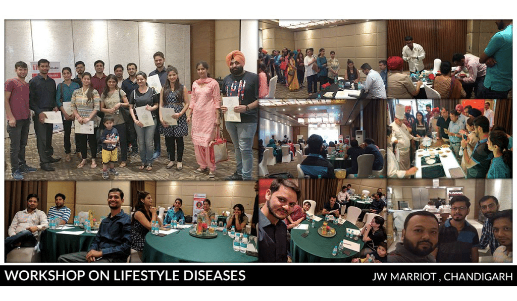 Workshop on lifestyle diseases