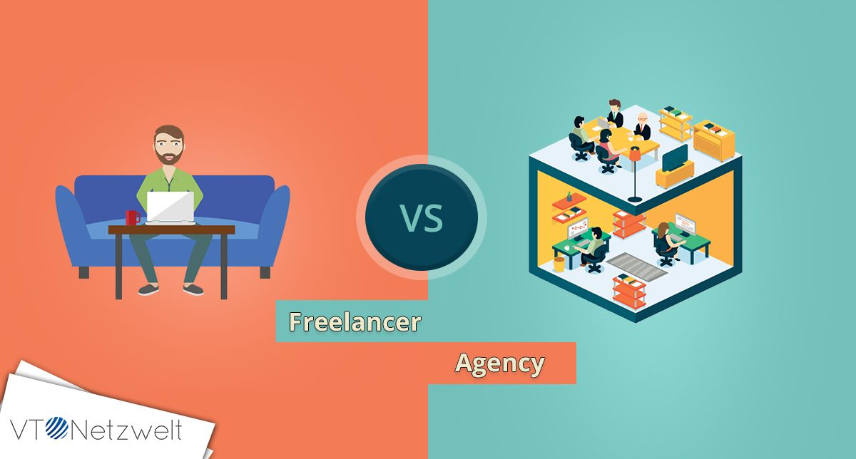 Outsourcing IT Services - Freelance Developer vs Professional IT Company