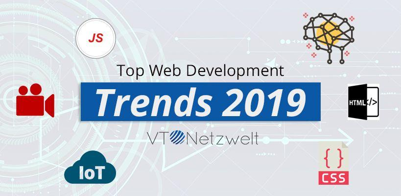 7 Trends That Will Define Future of Web Development in 2019