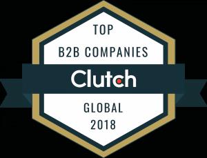 Clutch Top B2B Service Provider