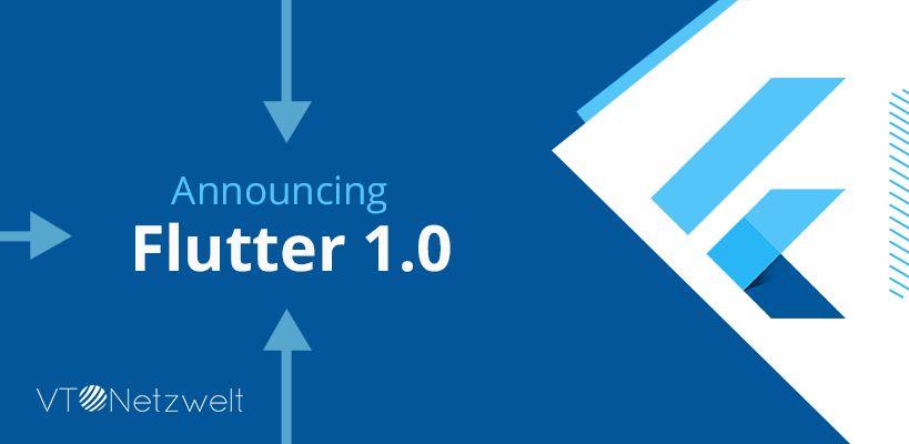 Google Releases Flutter 1.0