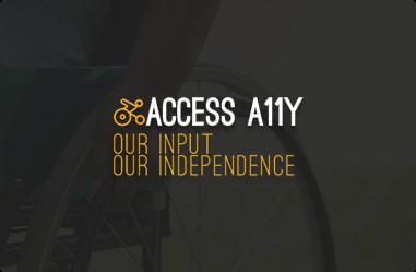 Access A11y Web App Development
