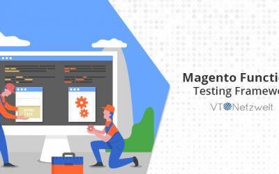 Magento Functional Testing Framework (MFTF)