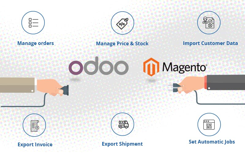 Magento Integration with Odoo