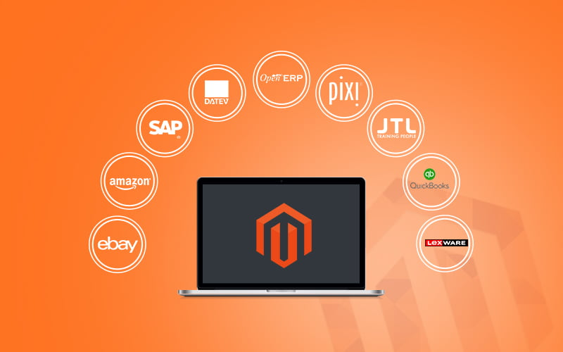 Magento ERP Integration Services