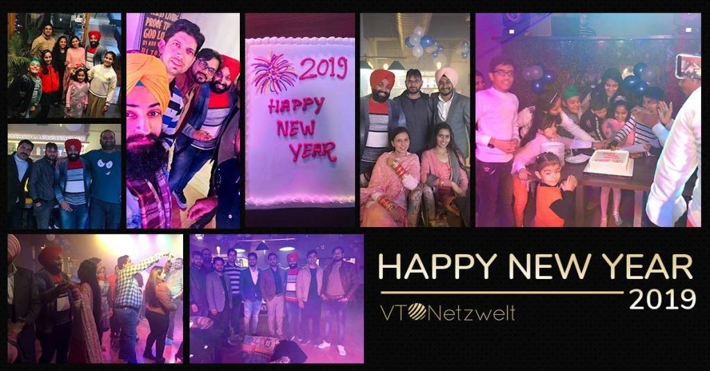 New Year 2019 Celebrations