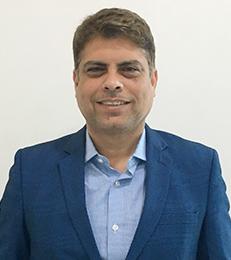 Vipin Sharma - Head HR