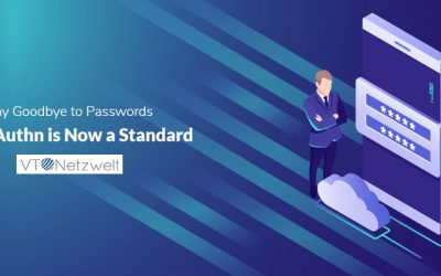 Say goodbye to long passwords, WebAuthn is now a standard