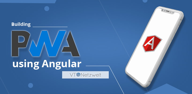 Angular app as PWA