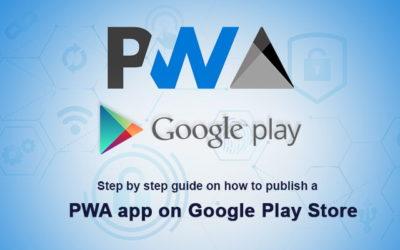 Publishing PWA App on Google Play Store
