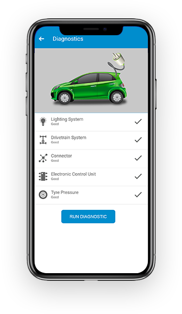 On-demand cab booking app
