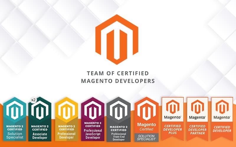 Magento web development