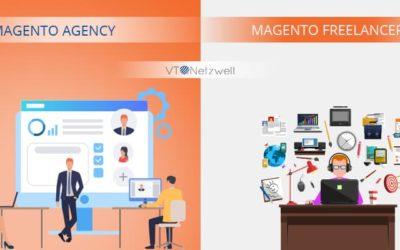 Magento Agency vs Magento Freelancer