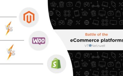 Magento vs Shopify vs WooCommerce